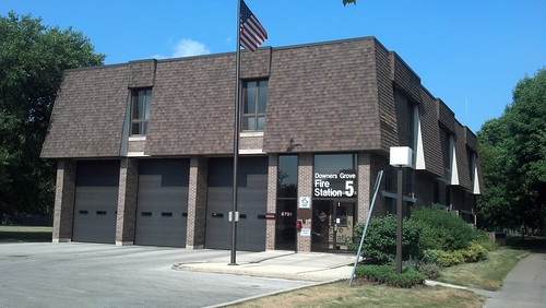 Downers Grove Fire Station 5