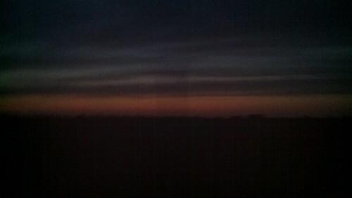 from the train #6 (good morning North Dakota)